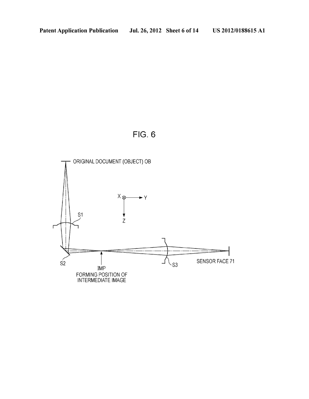 Image Forming Optical Element, Image Forming Optical Array, And Image     Reading Device - diagram, schematic, and image 07