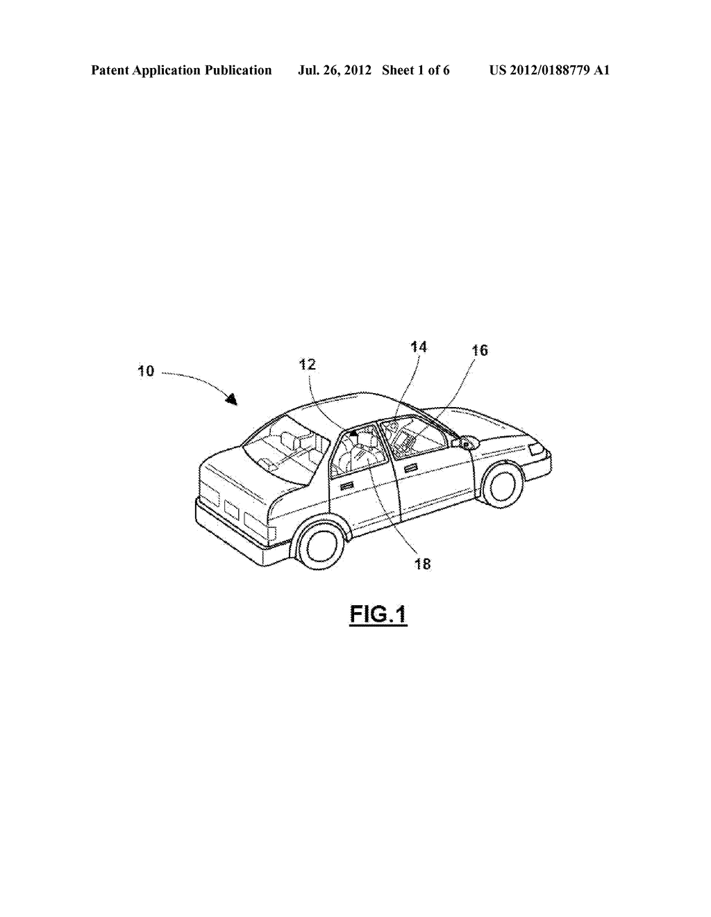 SYSTEM FOR ILLUMINATING A VEHICLE INTERIOR TRIM COMPONENT - diagram, schematic, and image 02