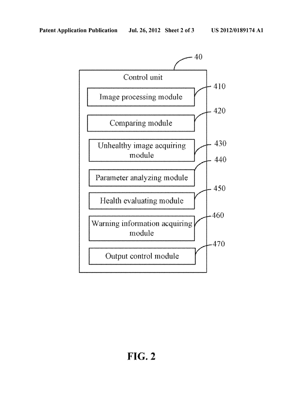 ELECTRONIC DEVICE AND WARNING INFORMATION GENERATING METHOD THEREOF - diagram, schematic, and image 03