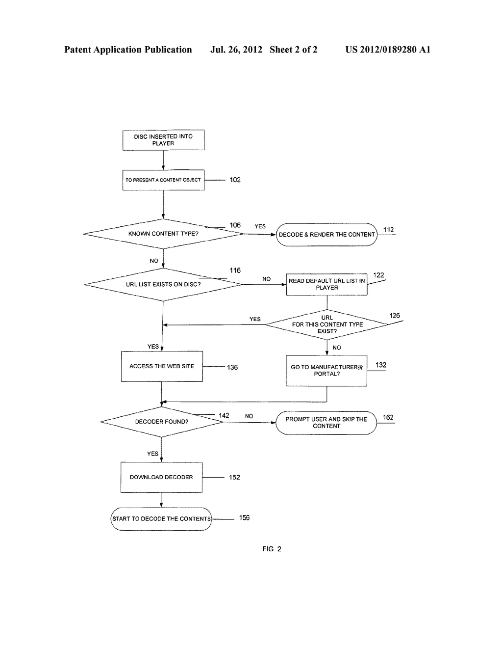EXTENSIBLE DISC PLAYER - diagram, schematic, and image 03