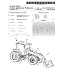 FRONT LOADER FOR A TRACTOR diagram and image