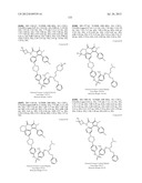 BCL-2/BCL-XL INHIBITORS AND THERAPEUTIC METHODS USING THE SAME diagram and image