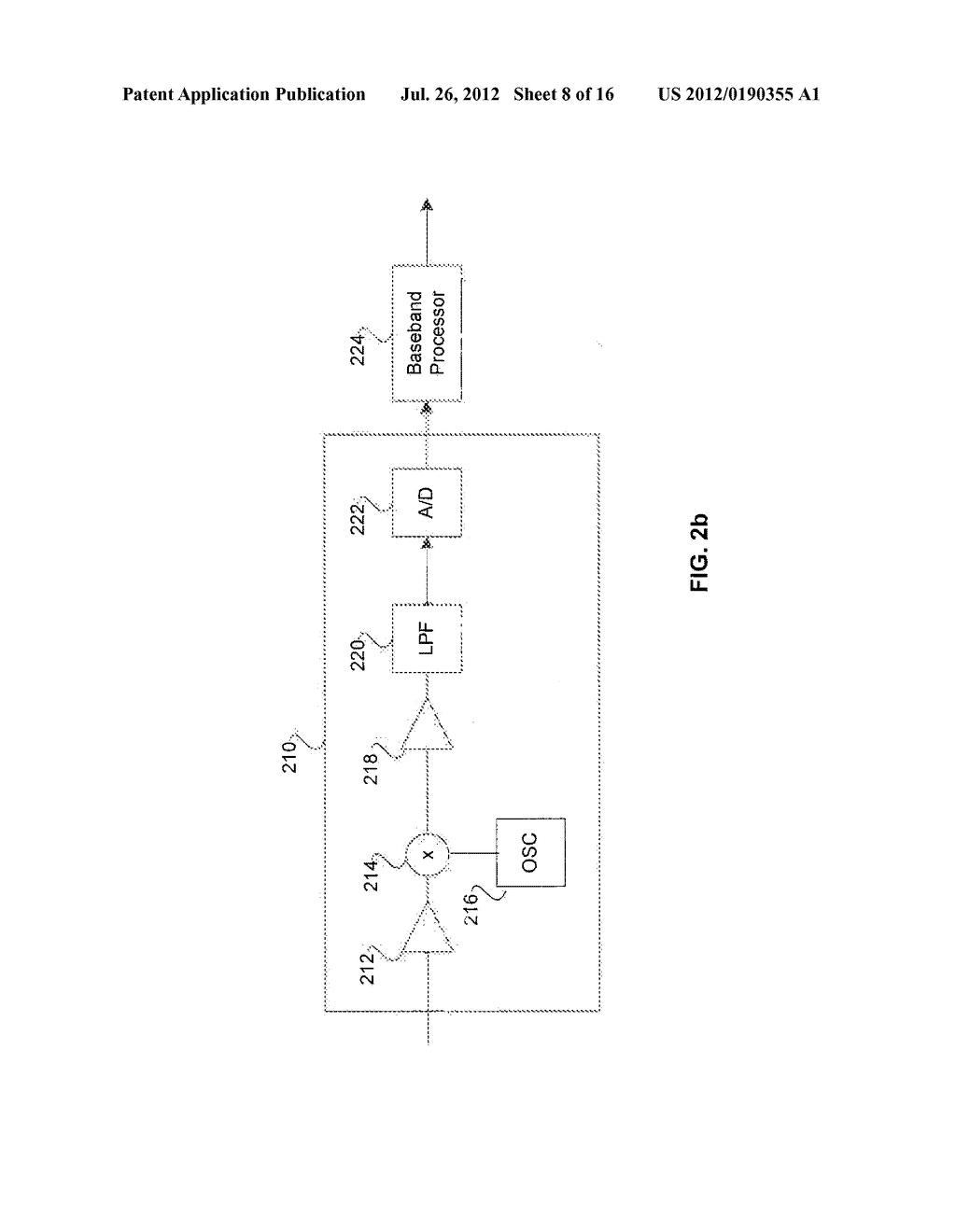Method and System for Cellular Network Services and an Intelligent     Integrated Broadcast Television Downlink Having Intelligent Service     Control With Feedback - diagram, schematic, and image 09