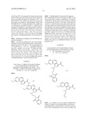 SUBSTITUTED PYRAZOLO-QUINAZOLINE DERIVATIVES AS KINASE INHIBITORS diagram and image
