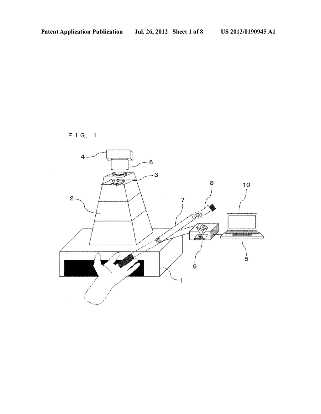DEVICE FOR MONITORING BLOOD VESSEL CONDITIONS AND METHOD FOR MONITORING     SAME - diagram, schematic, and image 02