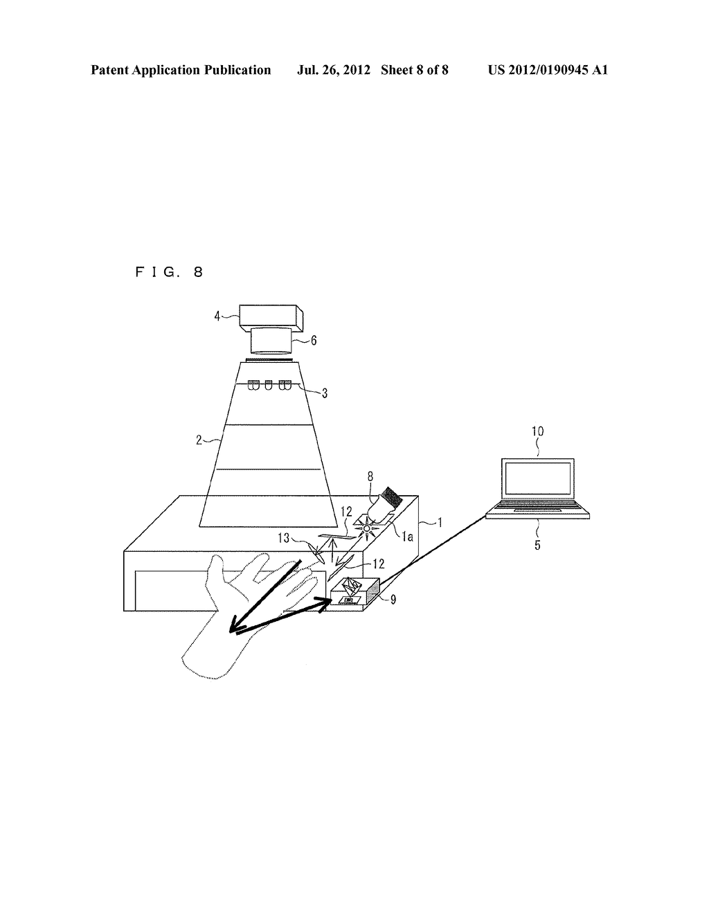 DEVICE FOR MONITORING BLOOD VESSEL CONDITIONS AND METHOD FOR MONITORING     SAME - diagram, schematic, and image 09