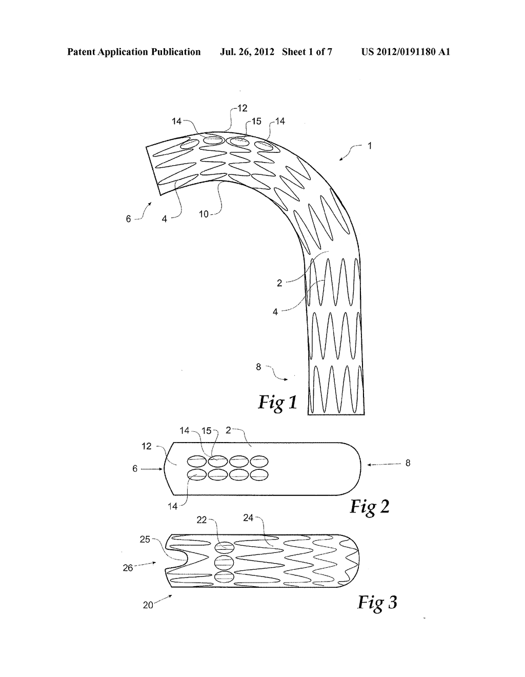 Fenestration for  Stent Graft Arrangements and Stent Graft Including the     Same - diagram, schematic, and image 02