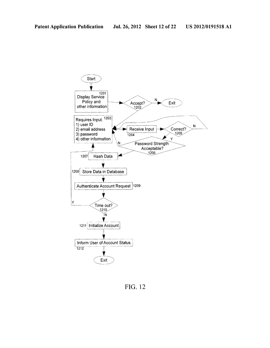 Apparatus And Method For Anonymously Presenting Targeted Advertisements     And Desirable Media Content In Association With A Virtual Currency - diagram, schematic, and image 13