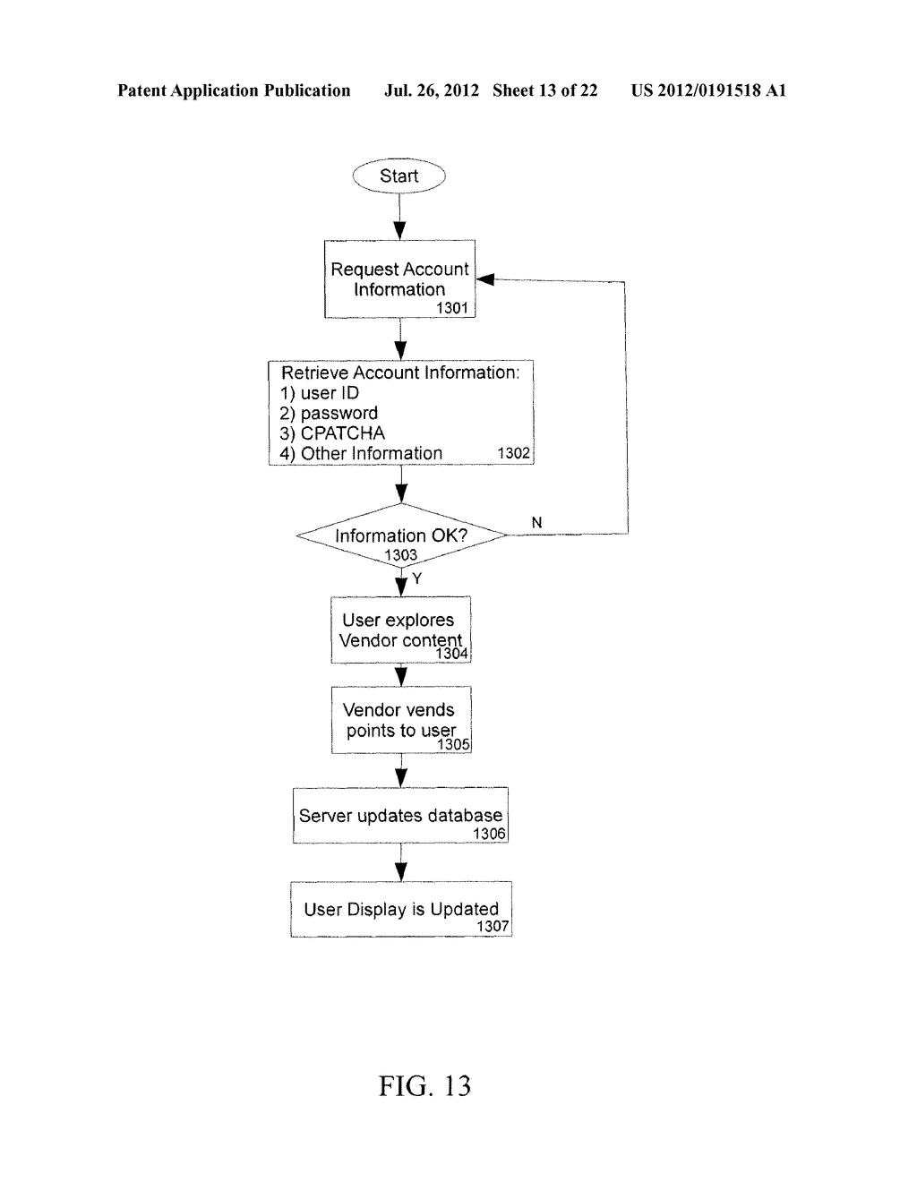 Apparatus And Method For Anonymously Presenting Targeted Advertisements     And Desirable Media Content In Association With A Virtual Currency - diagram, schematic, and image 14