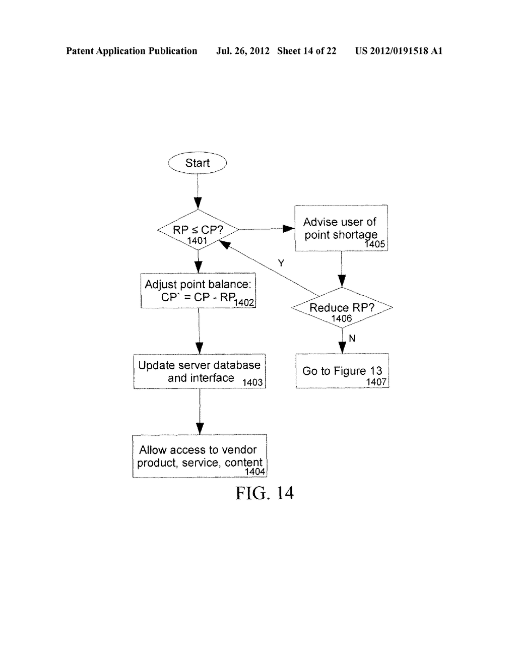 Apparatus And Method For Anonymously Presenting Targeted Advertisements     And Desirable Media Content In Association With A Virtual Currency - diagram, schematic, and image 15