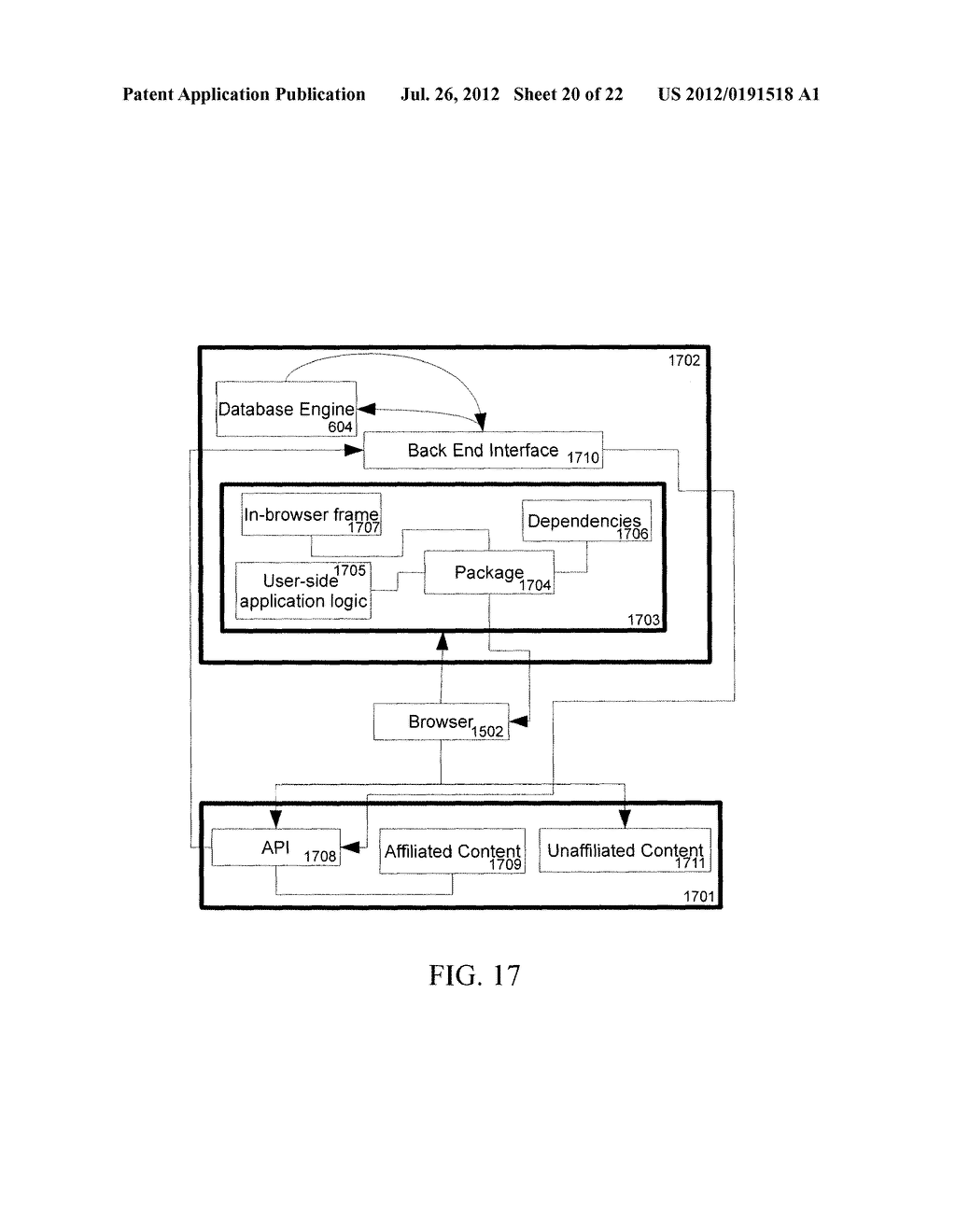 Apparatus And Method For Anonymously Presenting Targeted Advertisements     And Desirable Media Content In Association With A Virtual Currency - diagram, schematic, and image 21