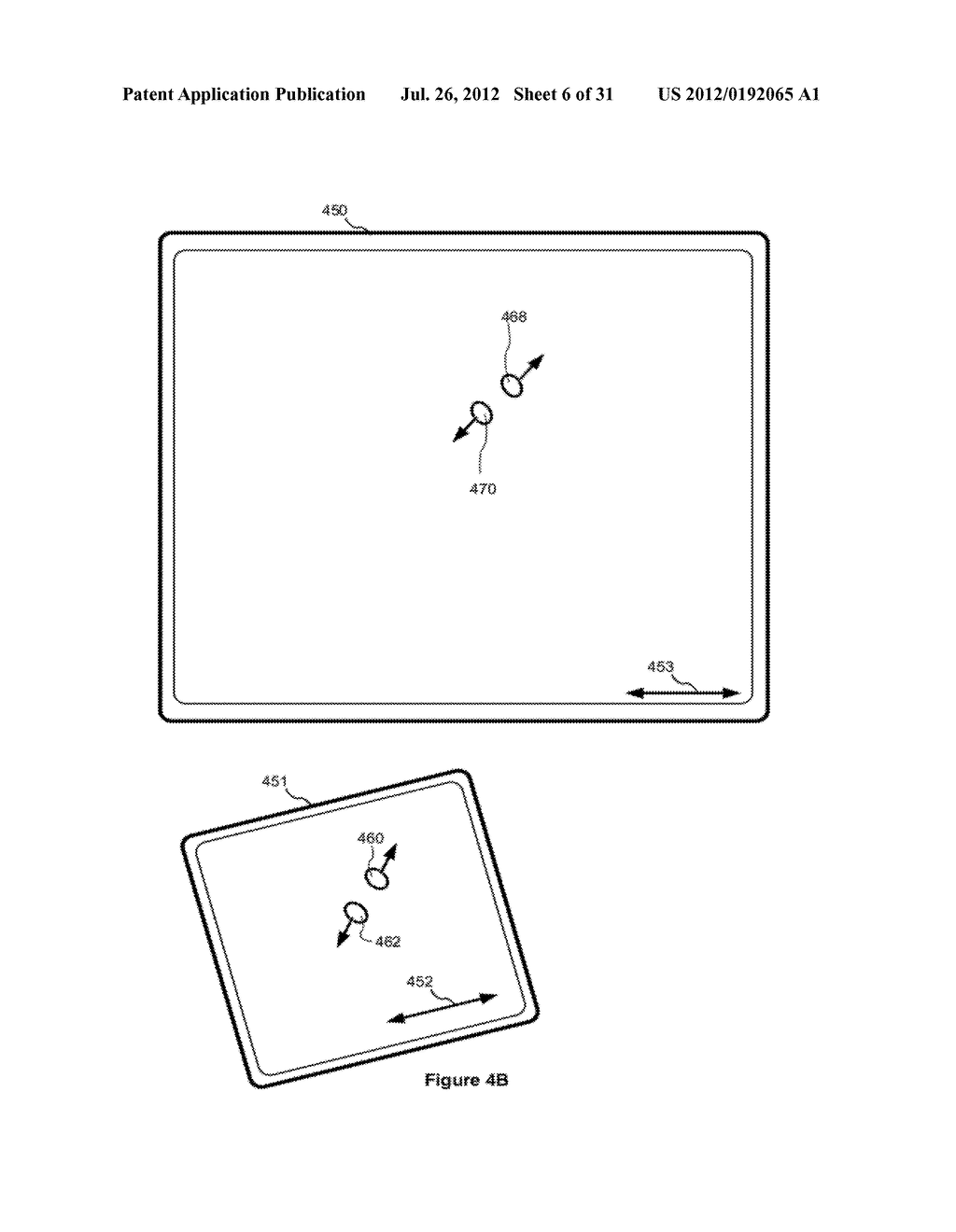 Device, Method, and Graphical User Interface for Navigating and Annotating     an Electronic Document - diagram, schematic, and image 07