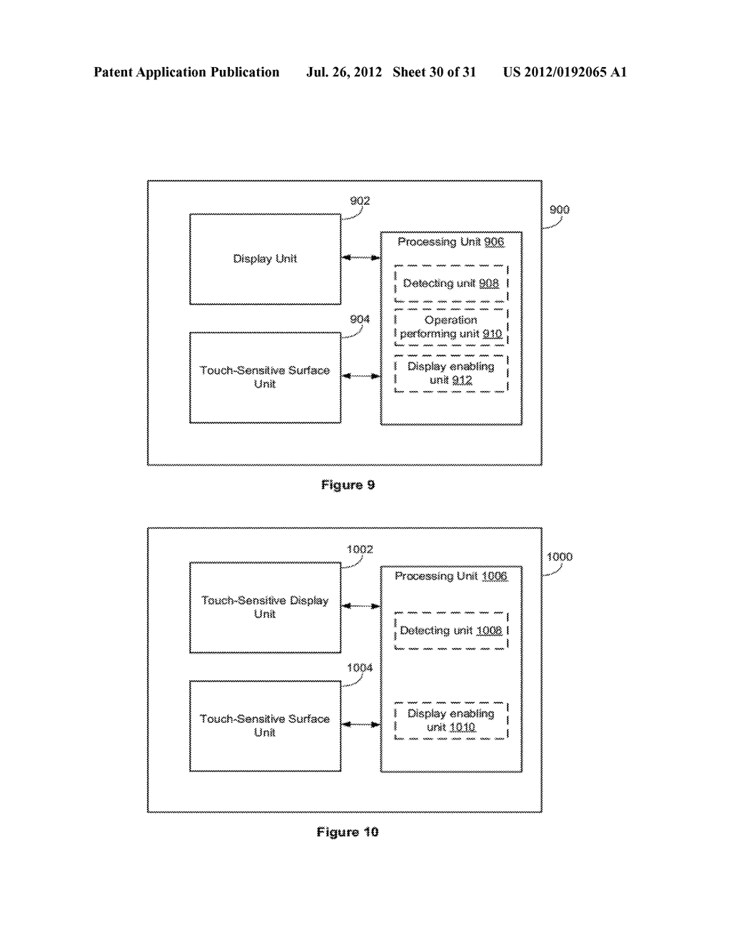 Device, Method, and Graphical User Interface for Navigating and Annotating     an Electronic Document - diagram, schematic, and image 31