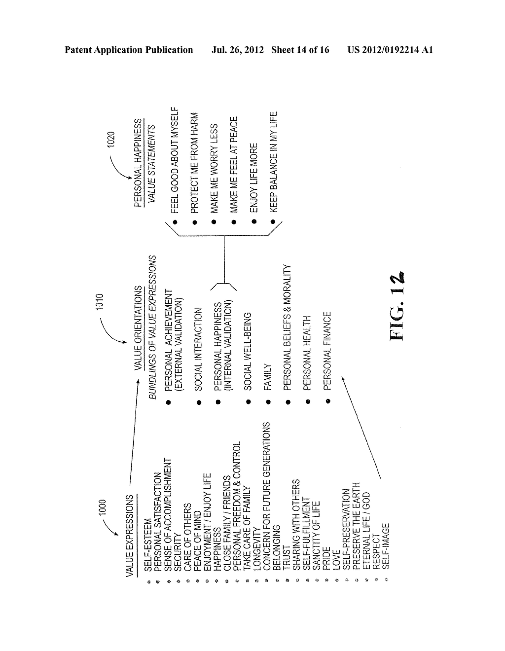 METHOD AND APPARATUS FOR DELIVERING TARGETED CONTENT TO TELEVISION VIEWERS - diagram, schematic, and image 15