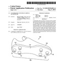 Customizable Stud for an Article of Footwear diagram and image
