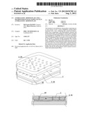 ANTIBALLISTIC ARMOUR PLATE AND A METHOD FOR MANUFACTURING SUCH AN     ANTIBALLISTIC ARMOUR PLATE diagram and image