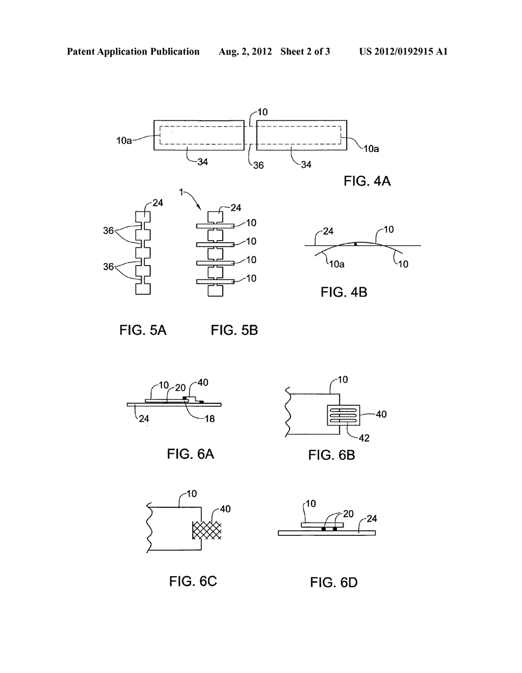 PHOTOVOLTAIC MODULE AND  ARRAY AND METHOD OF MANUFACTURE THEREOF - diagram, schematic, and image 03