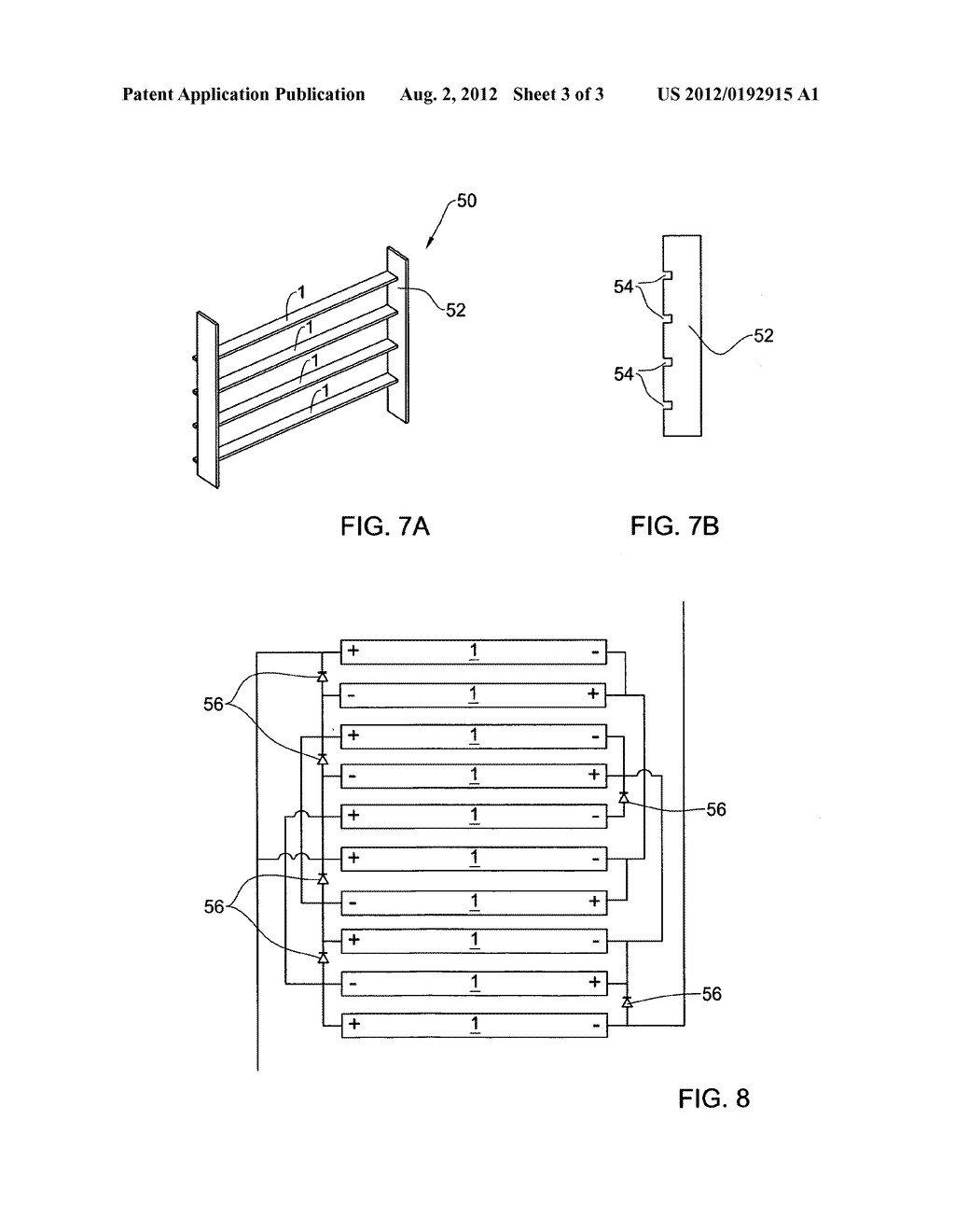 PHOTOVOLTAIC MODULE AND  ARRAY AND METHOD OF MANUFACTURE THEREOF - diagram, schematic, and image 04