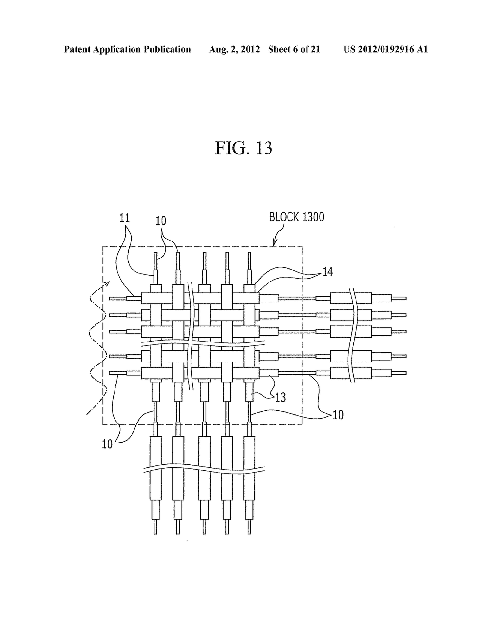 Photovoltaic Fiber, Photovoltaic Cell Module Using The Same, And Method Of     Manufacturing The Same - diagram, schematic, and image 07