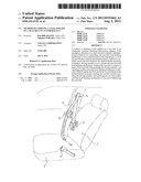 METHOD OF LIMITING A LOAD APPLIED ON A SEAT BELT IN AN EMERGENCY diagram and image