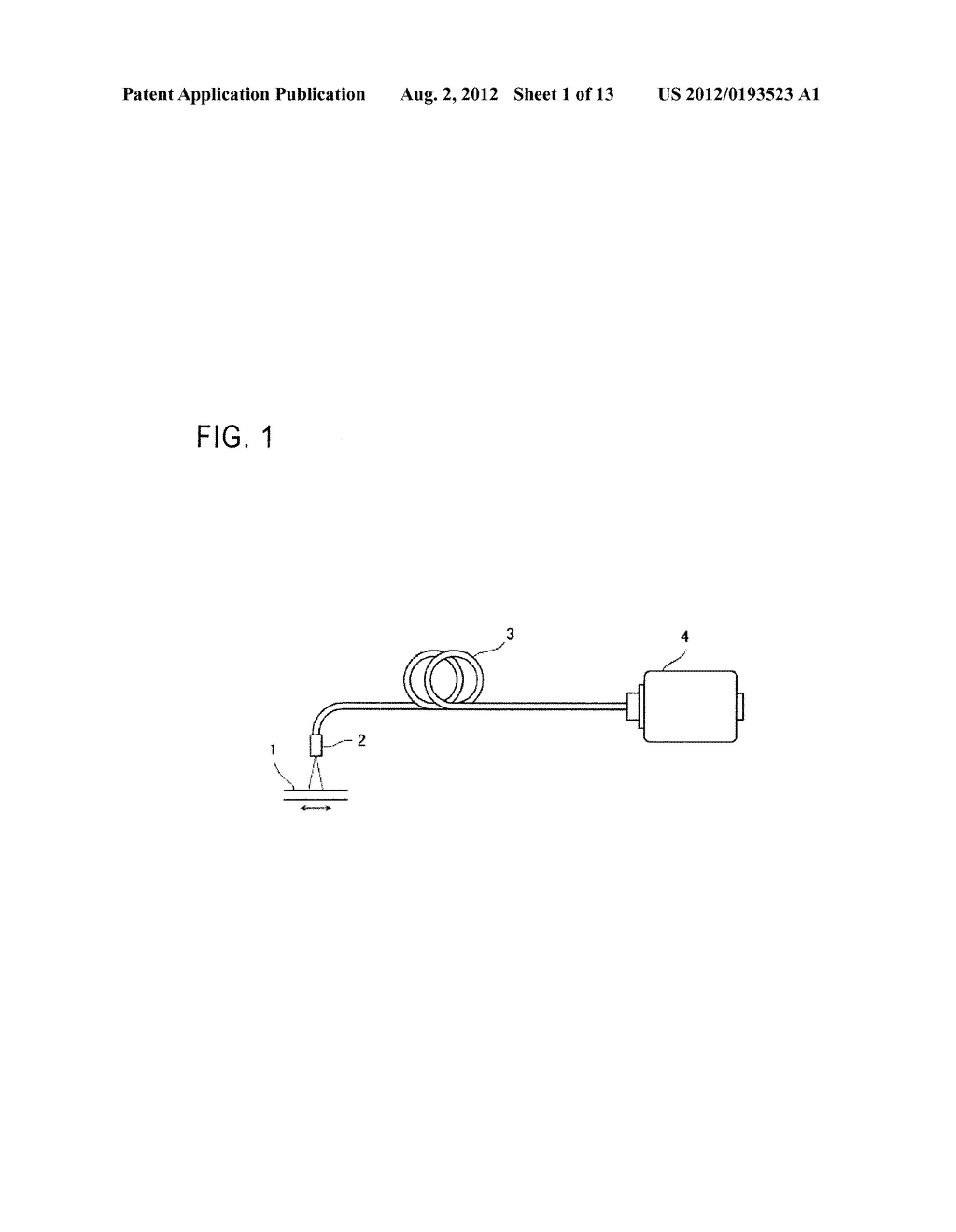 OPTICAL ENCODER WITH MISALINGMENT DETECTION AND ADJUSTMENT METHOD     ASSOCIATED THEREWITH - diagram, schematic, and image 02