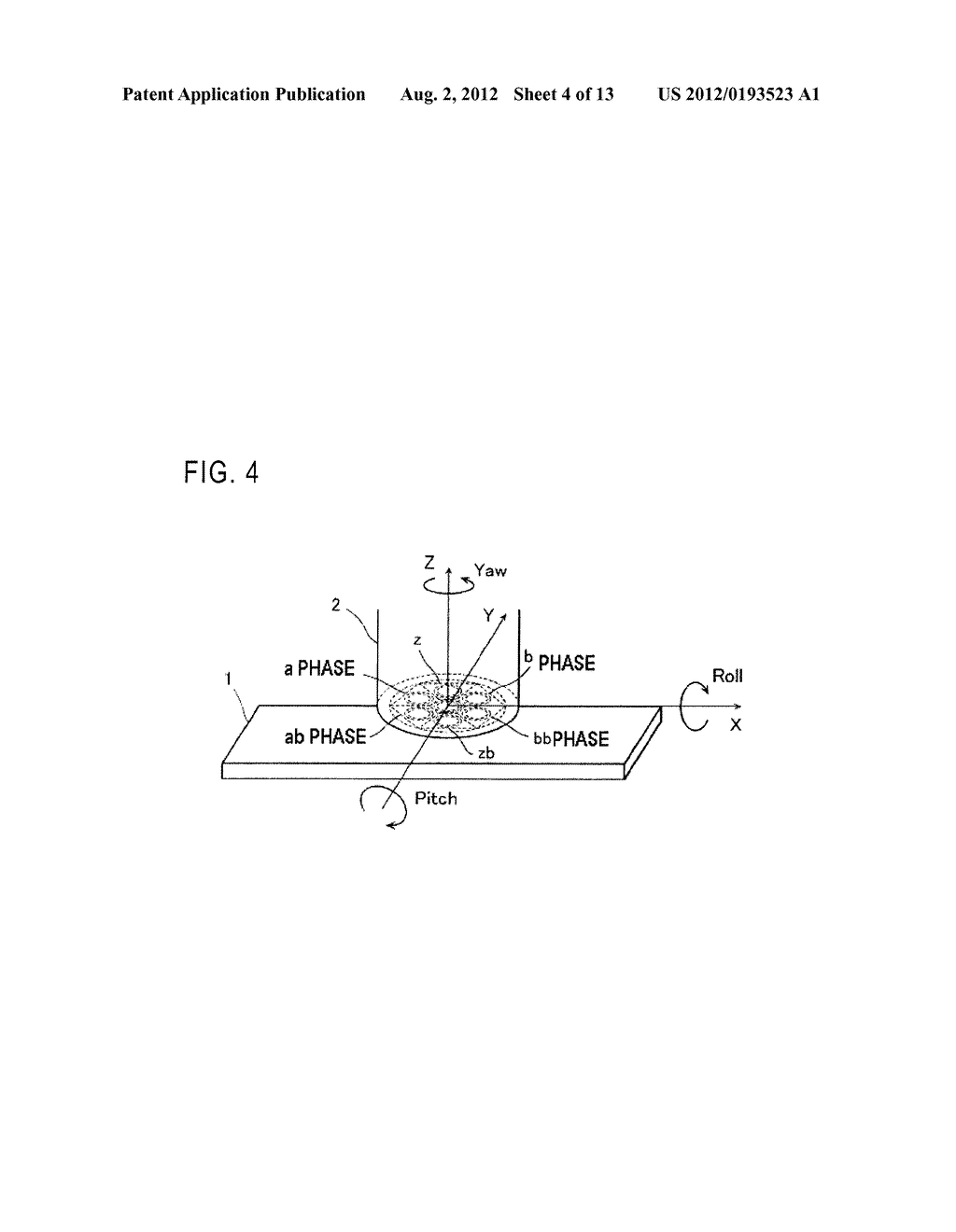 OPTICAL ENCODER WITH MISALINGMENT DETECTION AND ADJUSTMENT METHOD     ASSOCIATED THEREWITH - diagram, schematic, and image 05
