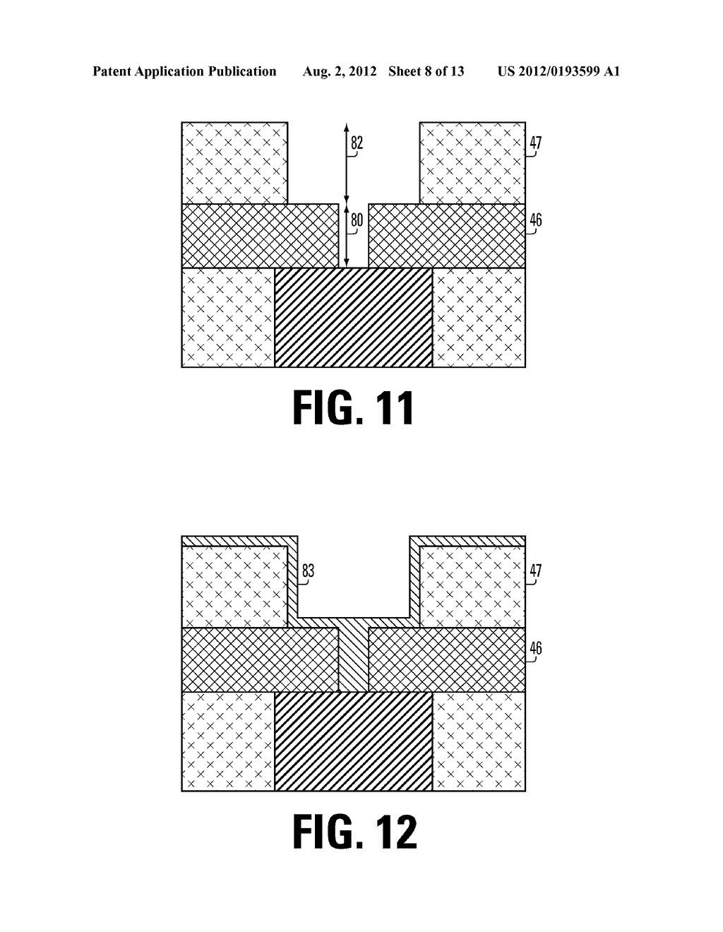 PHASE CHANGE MEMORY CELL ARRAY WITH SELF-CONVERGED BOTTOM ELECTRODE AND     METHOD FOR MANUFACTURING - diagram, schematic, and image 09