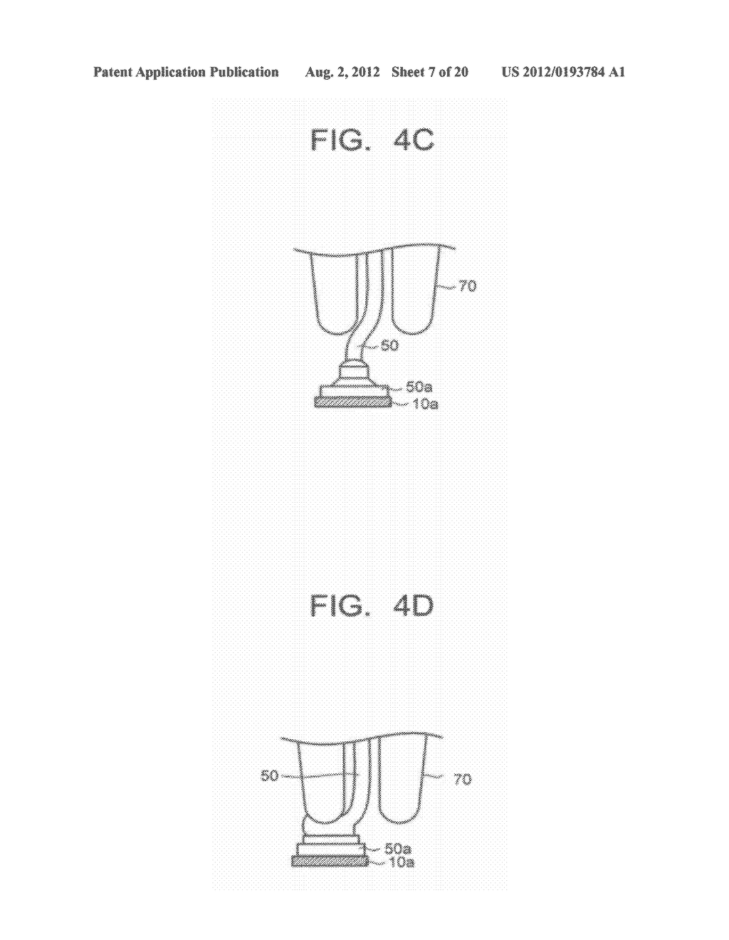 METHOD FOR JOINING BONDING WIRE, SEMICONDUCTOR DEVICE, AND METHOD FOR     MANUFACTURING SEMICONDUCTOR DEVICE - diagram, schematic, and image 08