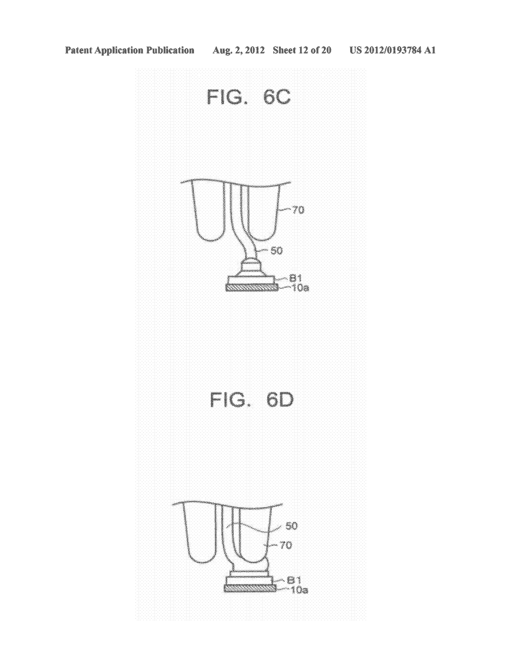 METHOD FOR JOINING BONDING WIRE, SEMICONDUCTOR DEVICE, AND METHOD FOR     MANUFACTURING SEMICONDUCTOR DEVICE - diagram, schematic, and image 13