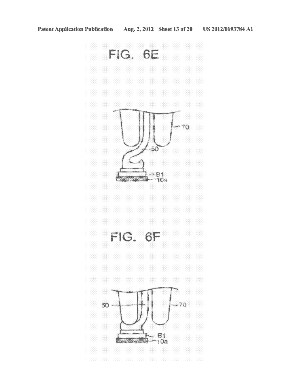 METHOD FOR JOINING BONDING WIRE, SEMICONDUCTOR DEVICE, AND METHOD FOR     MANUFACTURING SEMICONDUCTOR DEVICE - diagram, schematic, and image 14