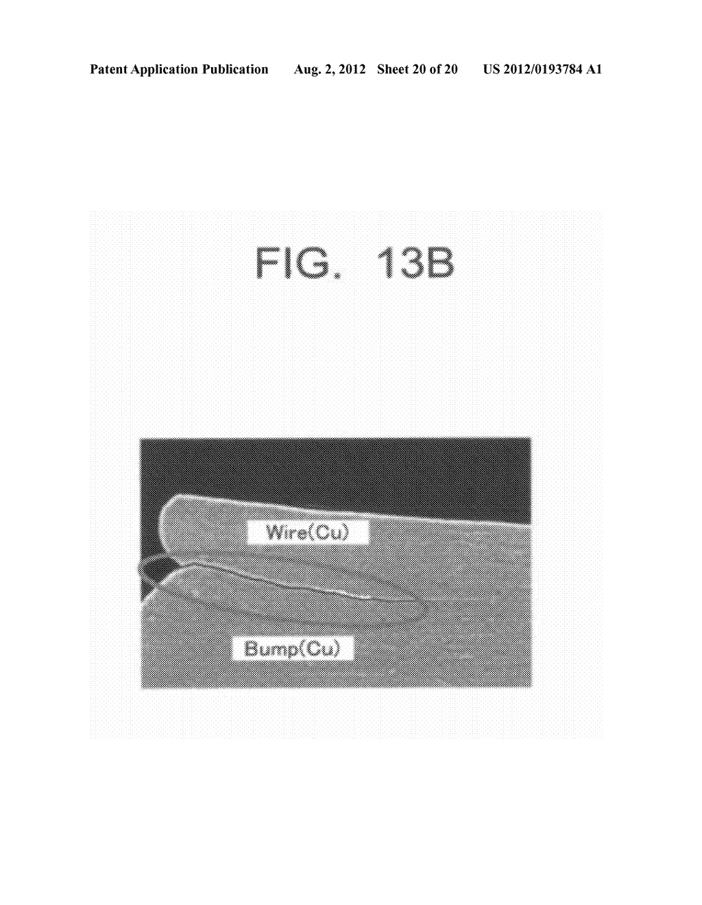 METHOD FOR JOINING BONDING WIRE, SEMICONDUCTOR DEVICE, AND METHOD FOR     MANUFACTURING SEMICONDUCTOR DEVICE - diagram, schematic, and image 21