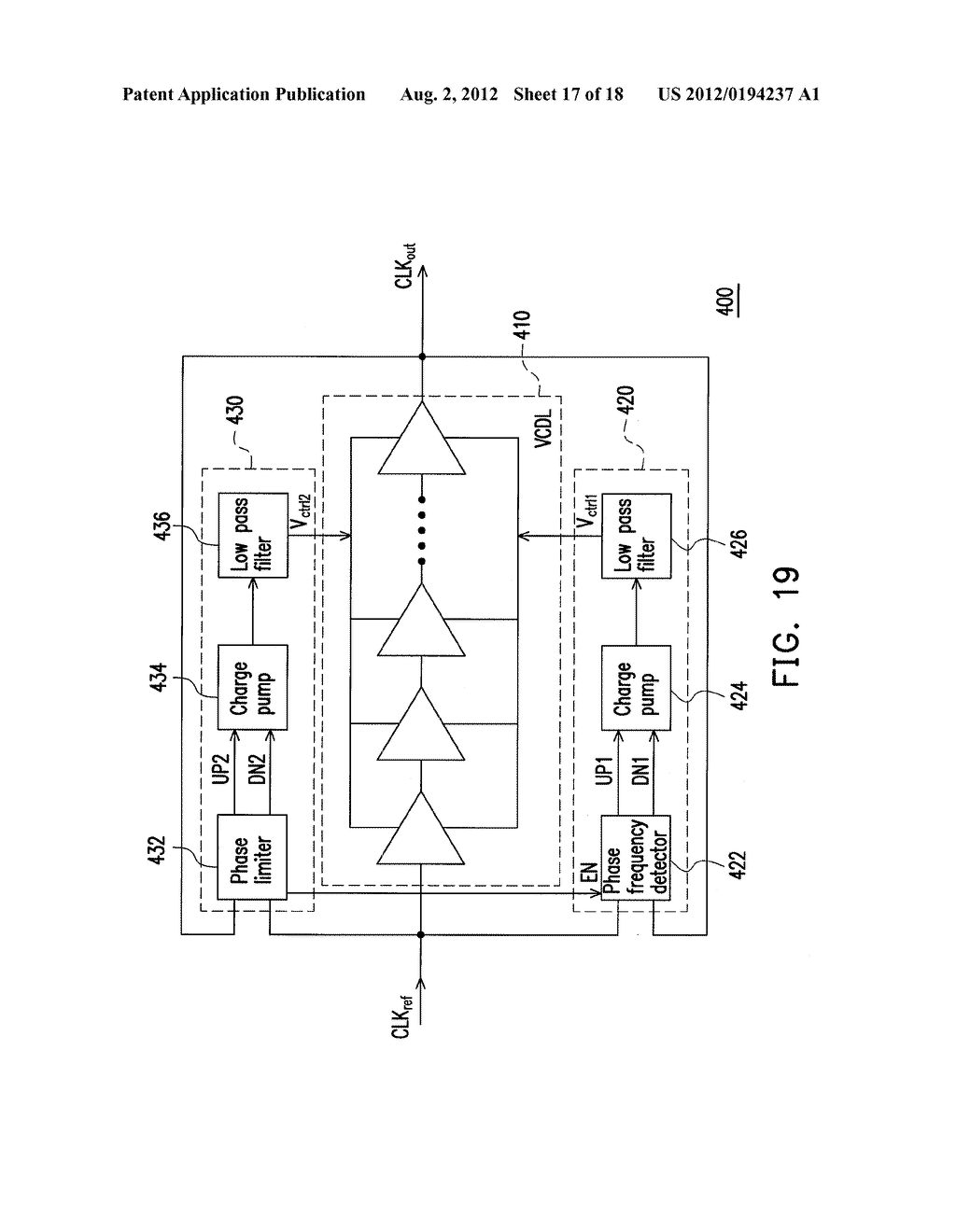 DELAY LOCK LOOP AND METHOD FOR GENERATING CLOCK SIGNAL - diagram, schematic, and image 18