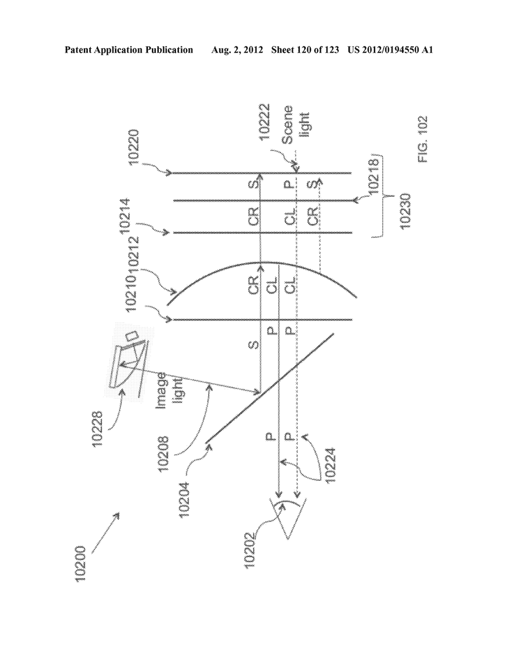 SENSOR-BASED COMMAND AND CONTROL OF EXTERNAL DEVICES WITH FEEDBACK FROM     THE EXTERNAL DEVICE TO THE AR GLASSES - diagram, schematic, and image 121