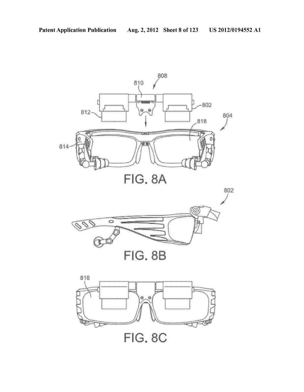 AR GLASSES WITH PREDICTIVE CONTROL OF EXTERNAL DEVICE BASED ON EVENT INPUT - diagram, schematic, and image 09