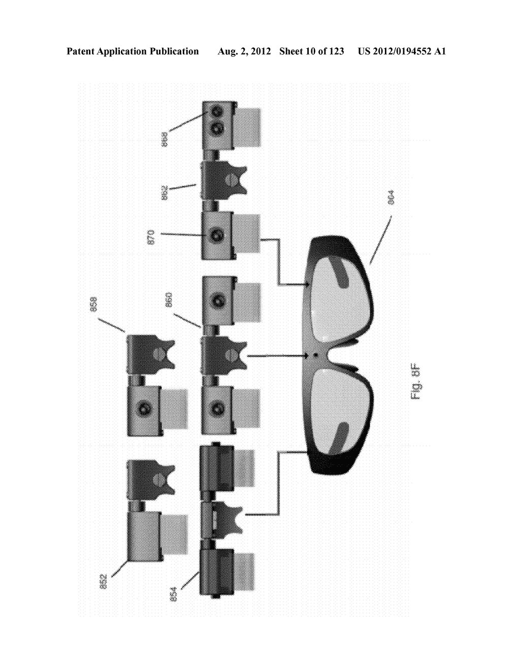 AR GLASSES WITH PREDICTIVE CONTROL OF EXTERNAL DEVICE BASED ON EVENT INPUT - diagram, schematic, and image 11