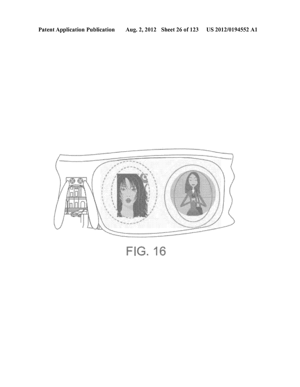 AR GLASSES WITH PREDICTIVE CONTROL OF EXTERNAL DEVICE BASED ON EVENT INPUT - diagram, schematic, and image 27