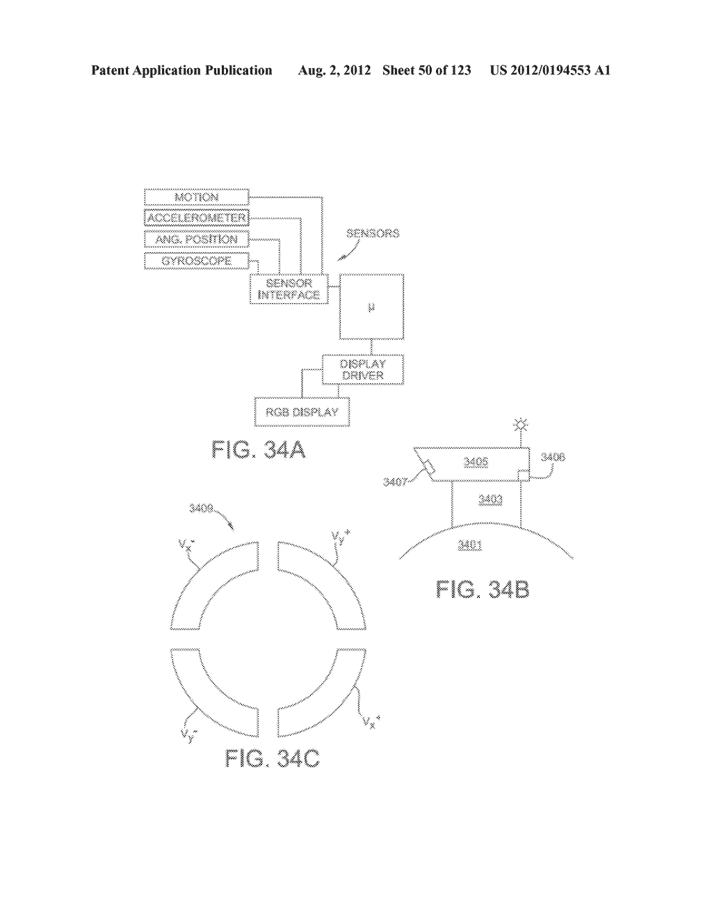 AR GLASSES WITH SENSOR AND USER ACTION BASED CONTROL OF EXTERNAL DEVICES     WITH FEEDBACK - diagram, schematic, and image 51
