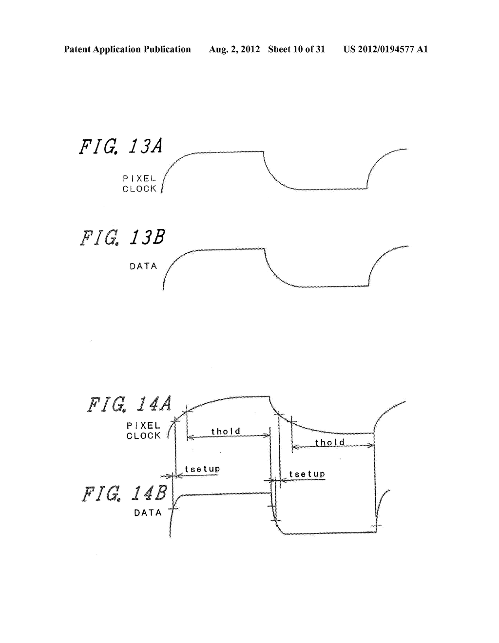 DRIVING METHOD FOR DISPLAY DEVICE - diagram, schematic, and image 11
