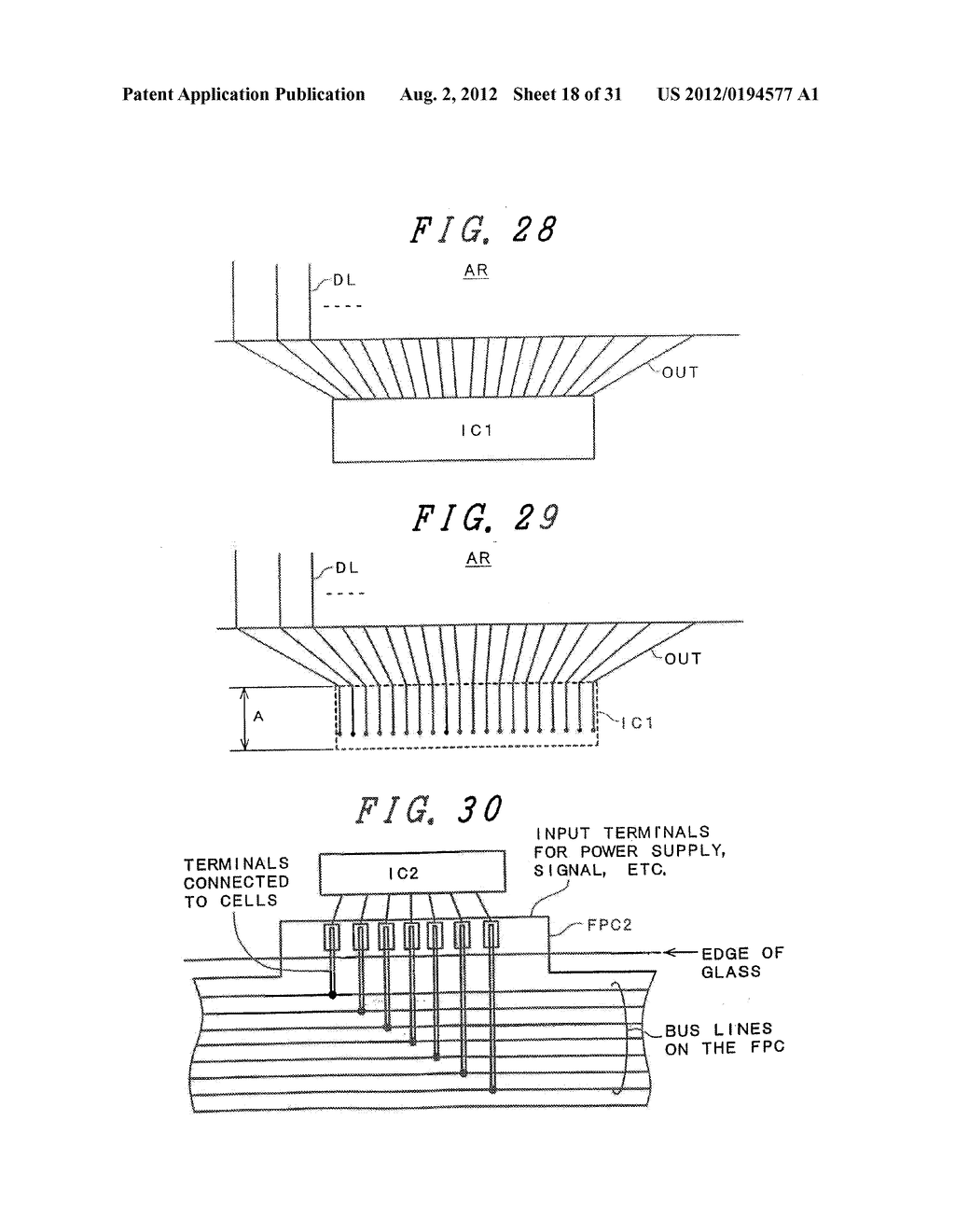 DRIVING METHOD FOR DISPLAY DEVICE - diagram, schematic, and image 19