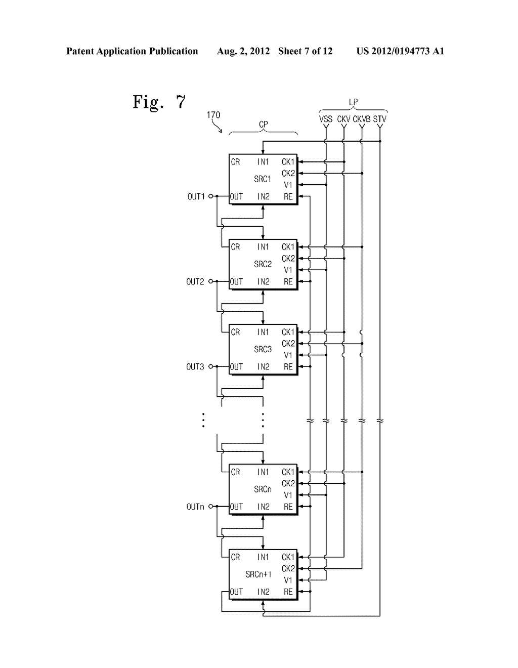DISPLAY APPARATUS AND DISPLAY SET HAVING THE SAME - diagram, schematic, and image 08