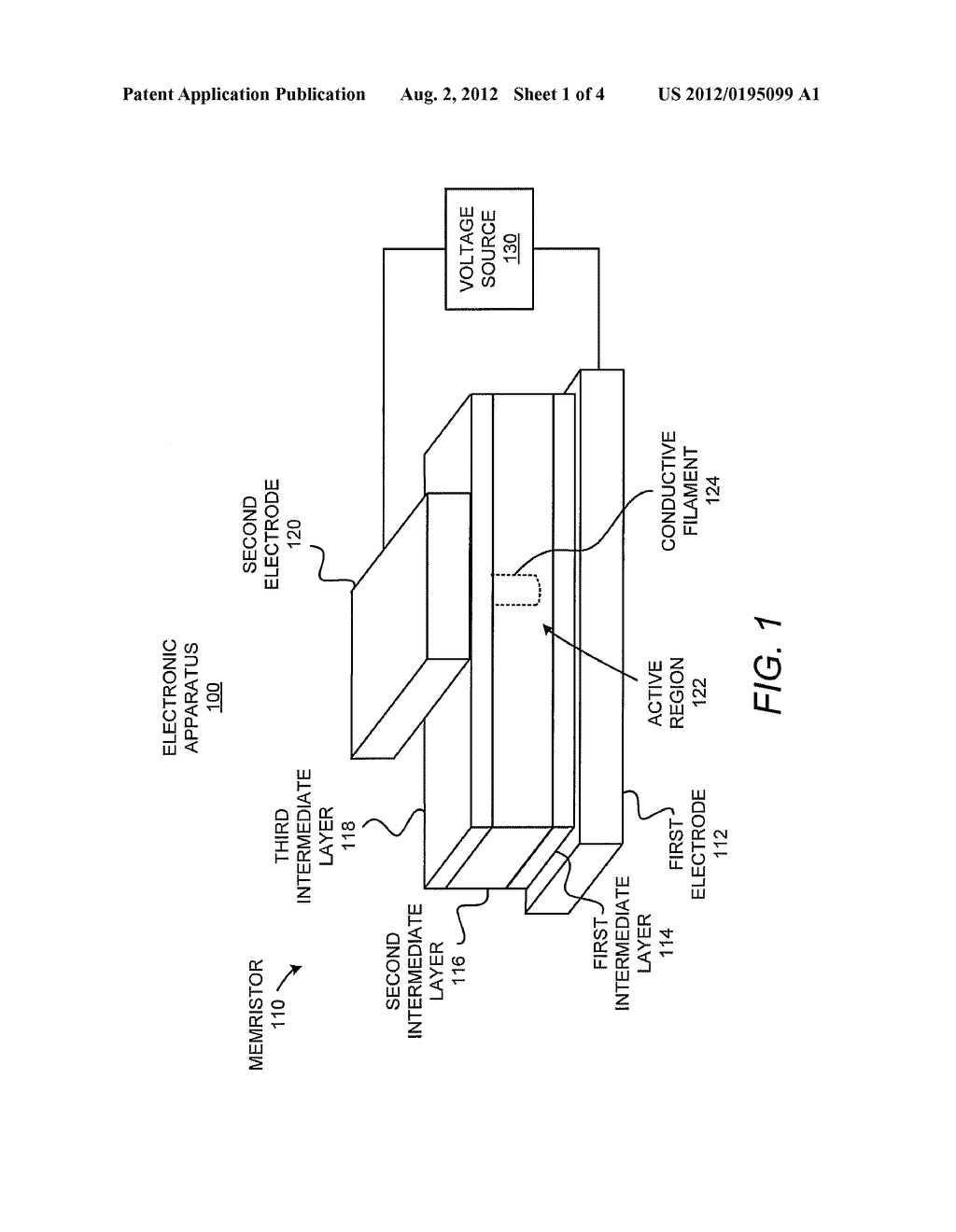 CHANGING A MEMRISTOR STATE - diagram, schematic, and image 02