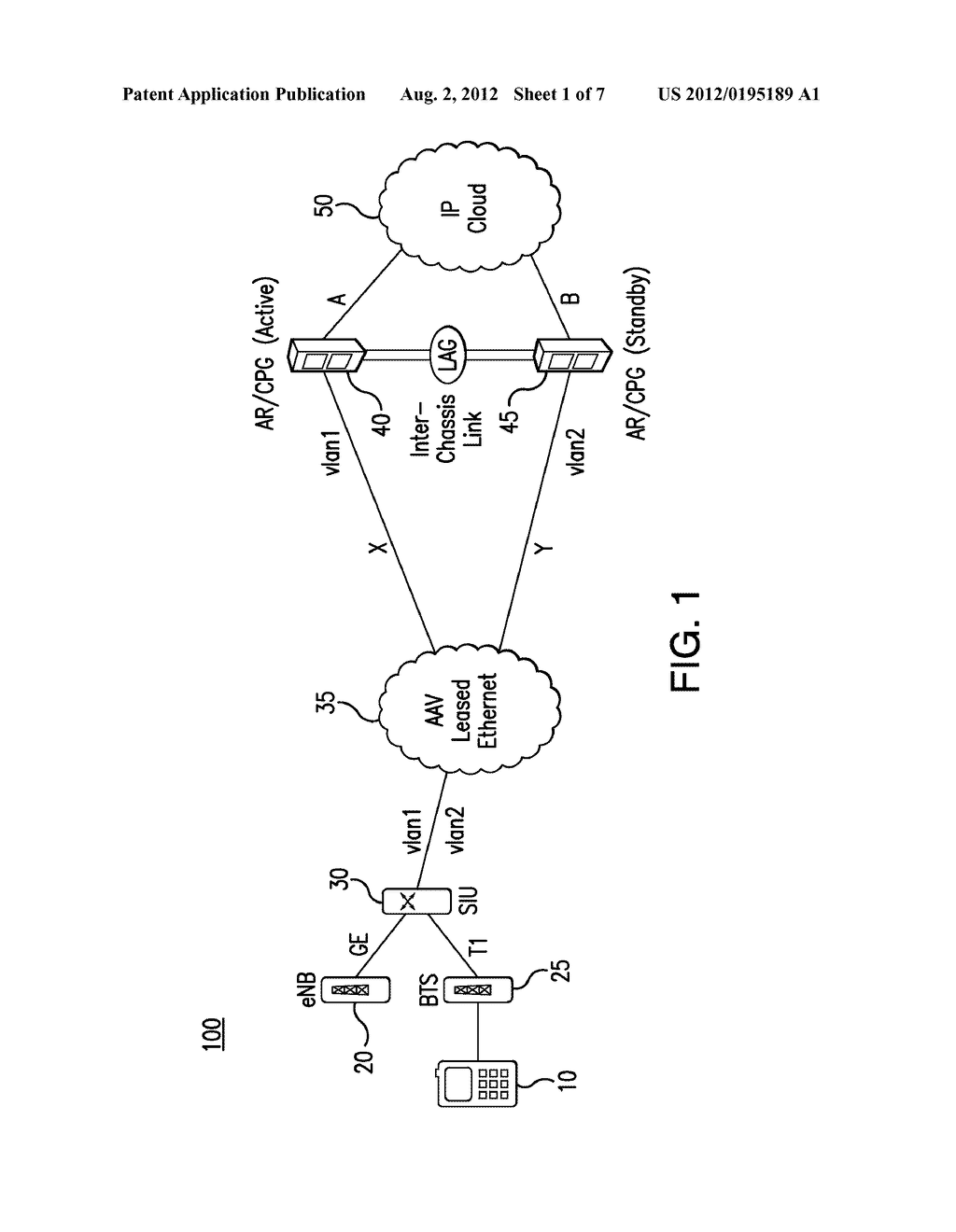 SYSTEM AND METHOD FOR PROVIDING COMMUNICATION CONNECTION RESILIENCE - diagram, schematic, and image 02