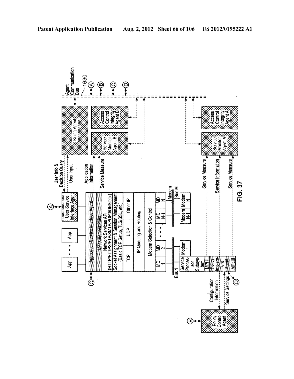 Verifiable and Accurate Service Usage Monitoring for Intermediate     Networking Devices - diagram, schematic, and image 67