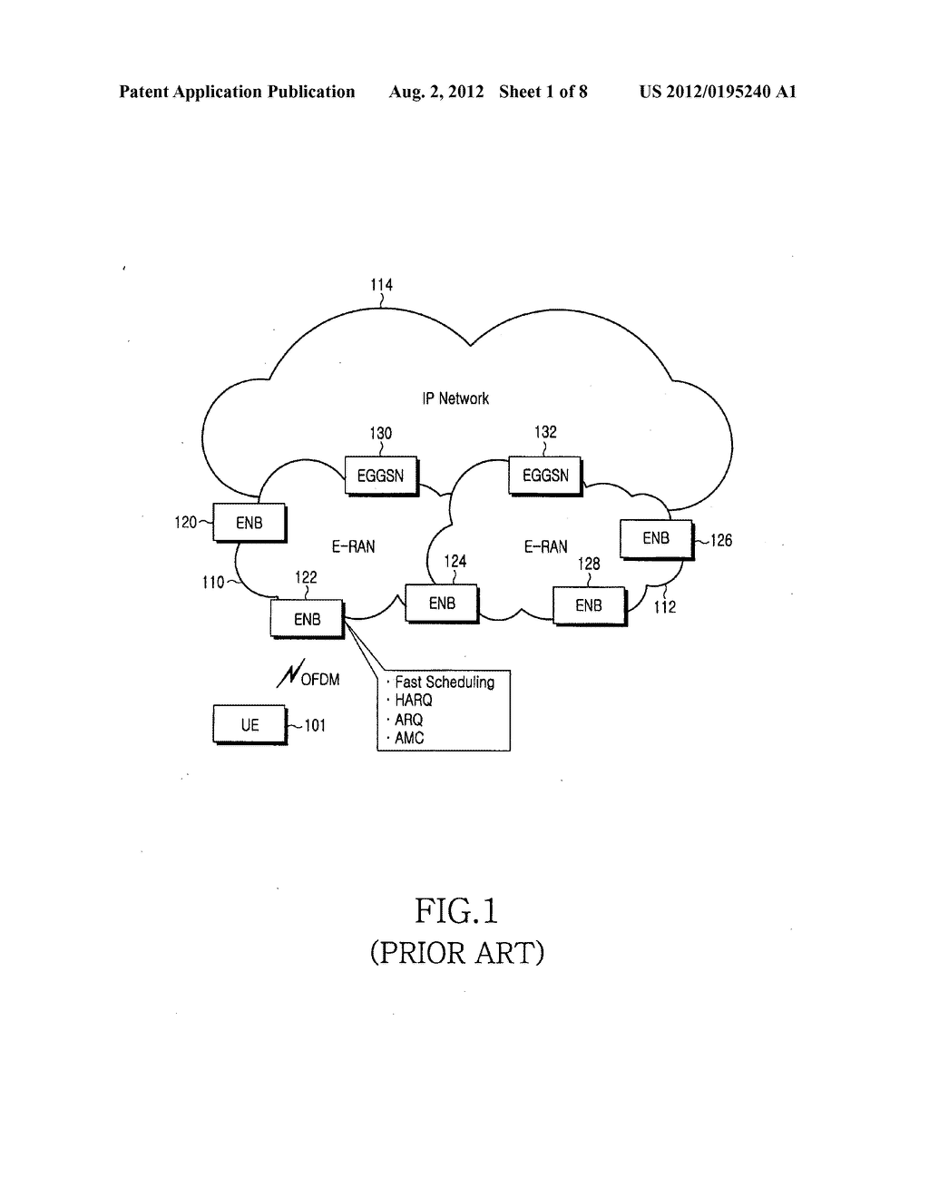 Method and apparatus for discontinuously receiving packet in a mobile     communication system - diagram, schematic, and image 02