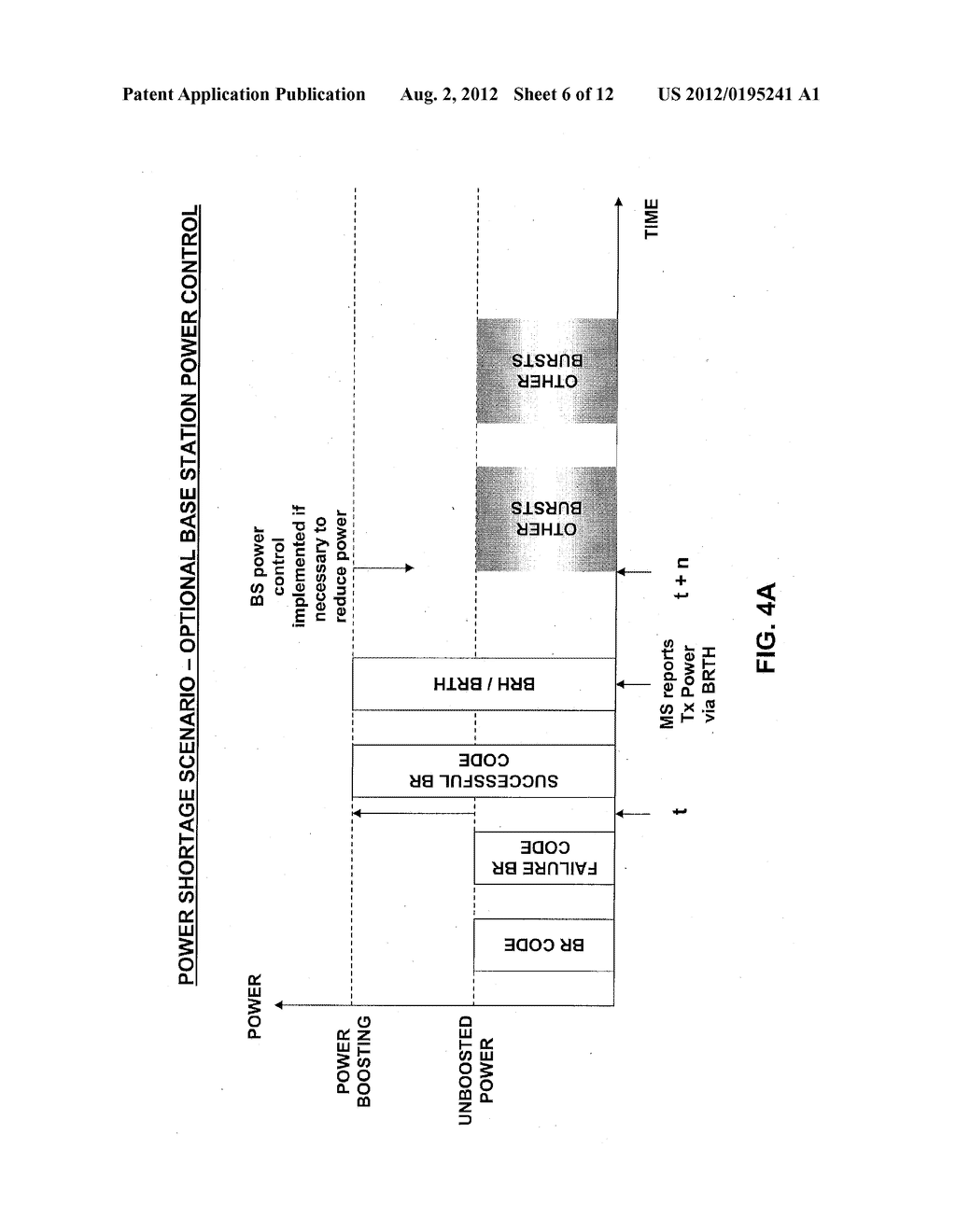 SYSTEM AND METHOD FOR UPLINK POWER CONTROL - diagram, schematic, and image 07