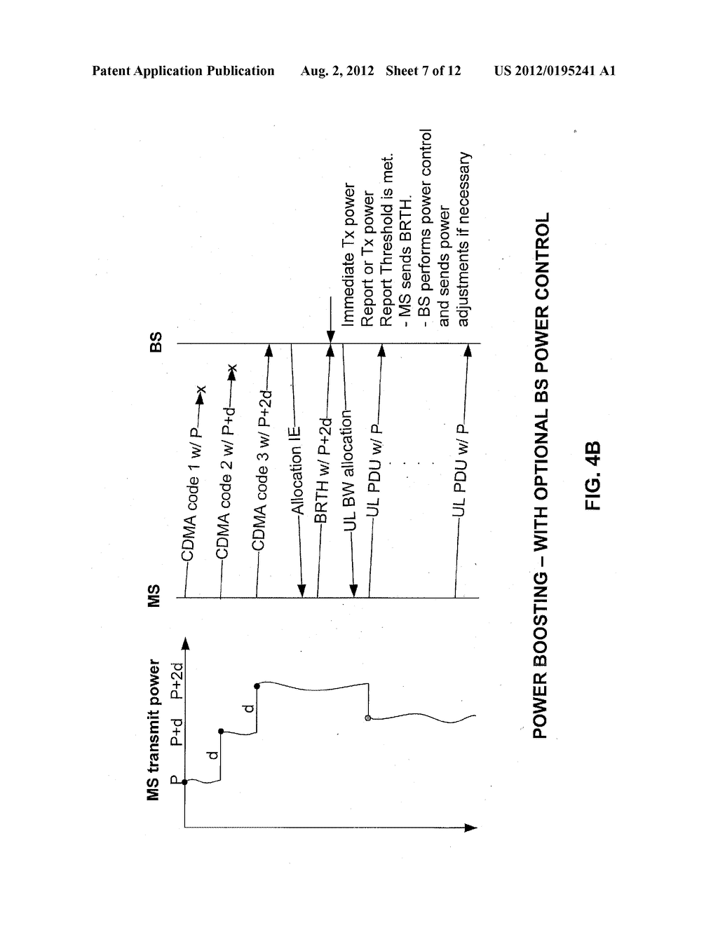 SYSTEM AND METHOD FOR UPLINK POWER CONTROL - diagram, schematic, and image 08