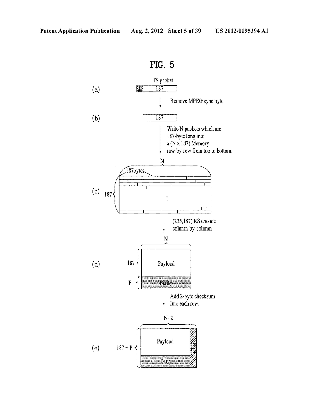 DIGITAL BROADCASTING SYSTEM AND METHOD OF PROCESSING DATA - diagram, schematic, and image 06