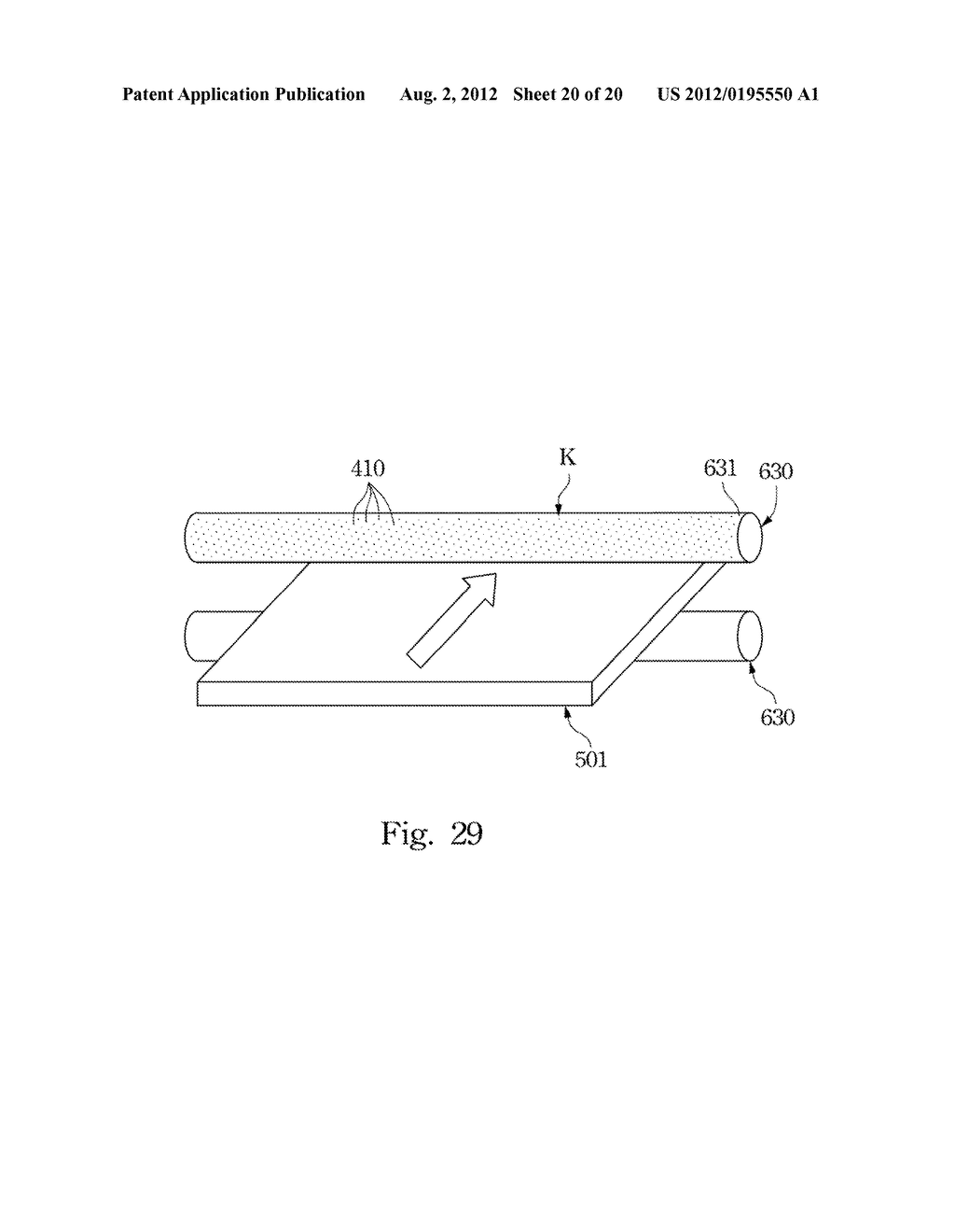 METHOD OF MAKING OPTICAL MICROSTRUCTURE PATTERN ON LIGHT GUIDE PLATE,     LIGHT GUIDE PLATE THEREOF AND IMPRINTING MOLD - diagram, schematic, and image 21