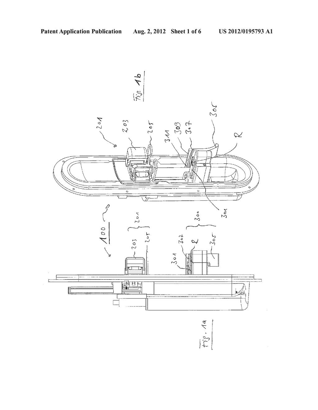 CLAMP MOUNTING FOR A SYRINGE OF A DOSING APPARATUS, DOSING APPARATUS AND     BLOOD TREATMENT APPARATUS - diagram, schematic, and image 02