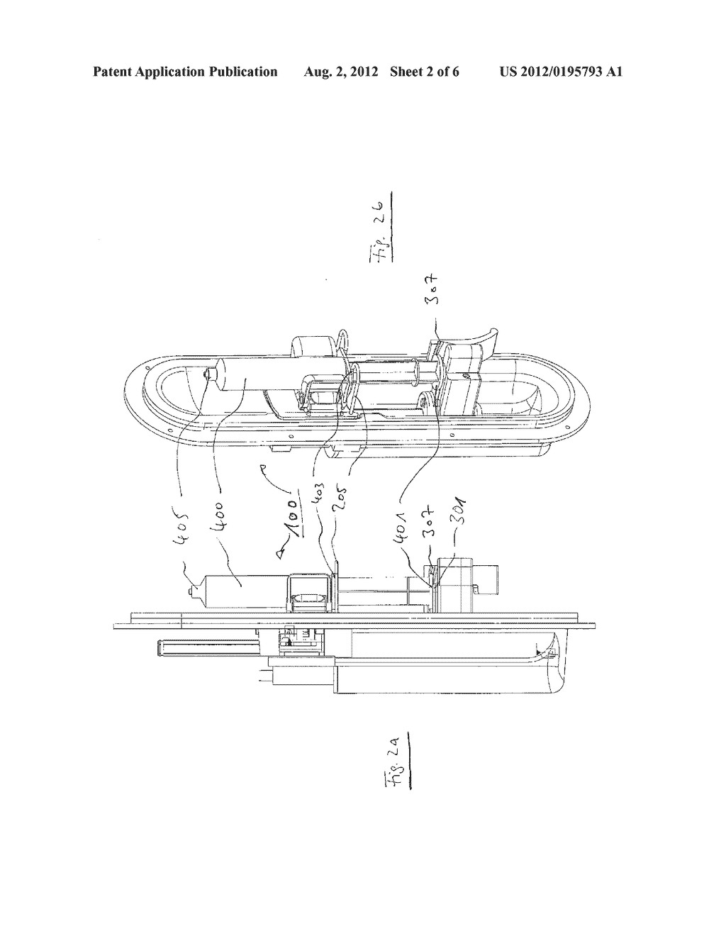 CLAMP MOUNTING FOR A SYRINGE OF A DOSING APPARATUS, DOSING APPARATUS AND     BLOOD TREATMENT APPARATUS - diagram, schematic, and image 03